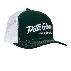 Peter Glenn Trucker Logo Hat