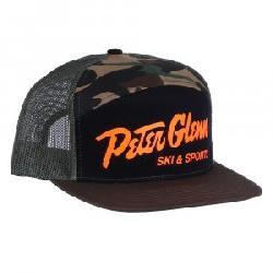 Peter Glenn 7-Panel Logo Hat