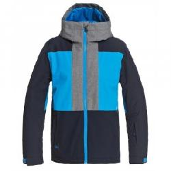 Quiksilver Groomer Insulated Snowboard Jacket (Boys')