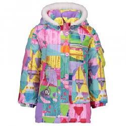 Obermeyer Pop Star Insulated Ski Jacket (Little Girls')