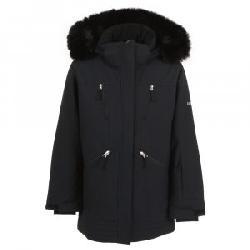 Karbon Nixie Insulated Ski Jacket with Faux Fur (Girls')