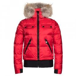 Goldbergh Ljot Down Ski Jacket with Real Fur (Women's)