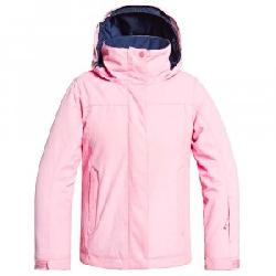Roxy Jetty Girl Solid Insulated Snowboard Jacket (Girls')