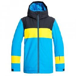 Quiksilver Sycamore Insulated Snowboard Jacket (Boys')