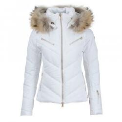 MDC Victoria Insulated Ski Jacket with Real Fur (Women's)