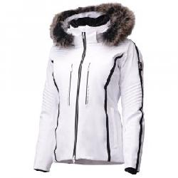 Descente Layla Insulated Ski Jacket with Real Fur (Women's)