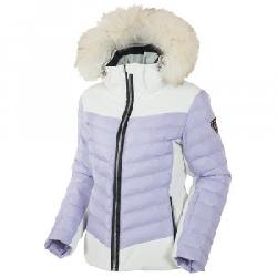 Sunice Layla Insulated Ski Jacket with Real Fur (Women's)