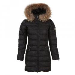 Skea Annabelle Insulated Coat with Real Fur (Women's)