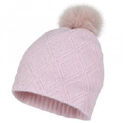 Peter Glenn Diamond Knit Hat with Pom (Women's)