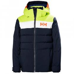 Helly Hansen Cyclone Insulated Ski Jacket (Boys')