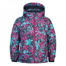 Kamik Tessie-Posies Insulated Ski Jacket (Girls')