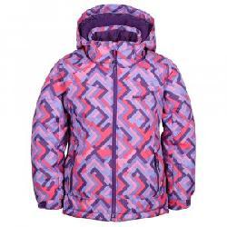 Kamik Tessie-Grid Insulated Ski Jacket (Little Girls')