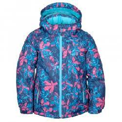 Kamik Tessie-Posies Insulated Ski Jacket (Little Girls')