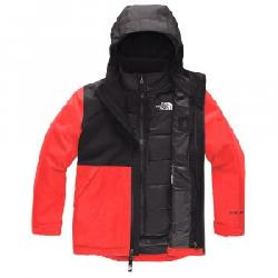 The North Face Fresh Tracks GORE-TEX Triclimate Ski Jacket (Boys')