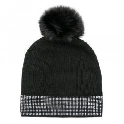 Peter Glenn Crystal Hat with Pom (Women's)