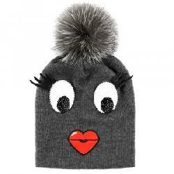Peter Glenn Knit Hat with Pom (Kids')