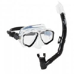 Speedo Adventure Mask and Snorkel Set (Adults')