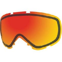Smith Red Solex Phenom/Phase Goggle Replacement Lens