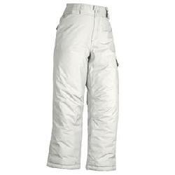 White Sierra Cruiser Ski Pant (Girls')