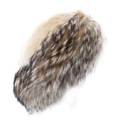 Peter Glenn Beaver Hat with Finn Raccoon Fur (Women's)