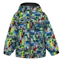 Snow Dragons Traveler Ski Jacket (Little Boys')