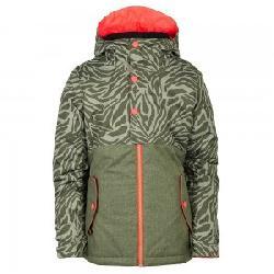 686 Scarlet Insulated Snowboard Jacket (Girls')