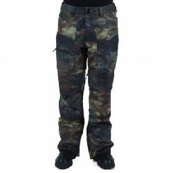 Quiksilver Dark and Stormy Shell Snowboard Pant (Men's)