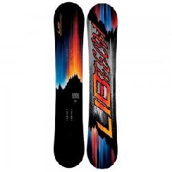 Lib Tech Attack Banana Horsepower Wide Snowboard (Men's)