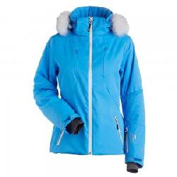 Nils Estelle Insulated Ski Jacket with Fur (Women's)