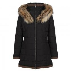 M. Miller Madeline Coat with Finn Raccoon Fur (Women's)