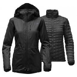 The North Face Thermoball Snow Triclimate Parka (Women's)