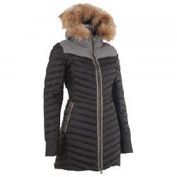 Neve Designs Lauren Down Coat with Real Fur (Women's)
