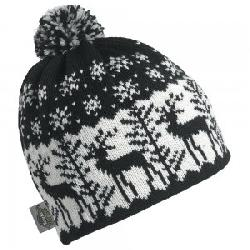 Turtle Fur Dear Deer Pom Hat (Women's)