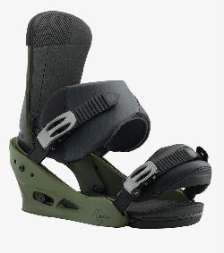Burton Men's Custom Re:Flex Snowboard Binding