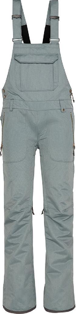 686 Black Magic Insulated Bib Snowboard Pants