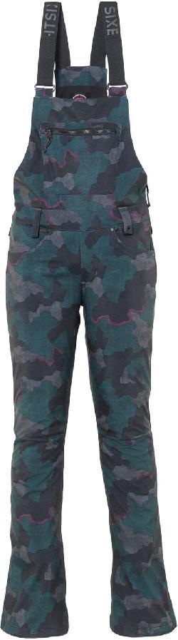 686 Gossip Softshell Bib Snowboard Pants