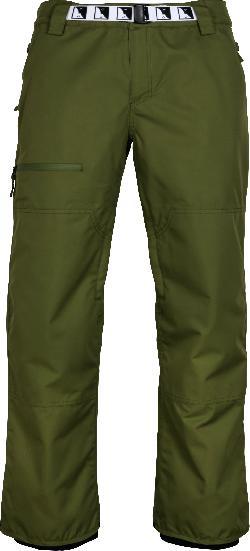 686 Durable Double Knee Snowboard Pants