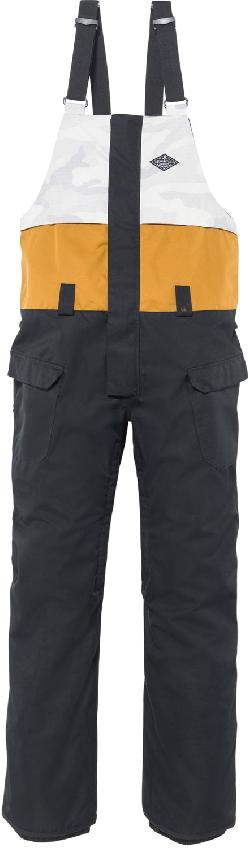 686 Frontier Shell Bib Snowboard Pants
