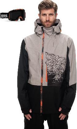 686 Smith Squad Snowboard Jacket