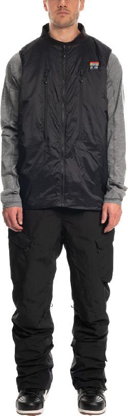 686 X Coal Smarty 3-in-1 Vest Bib Snowboard Pants