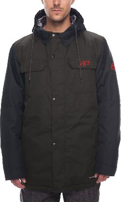 686 X Slayer Insulated Snowboard Jacket