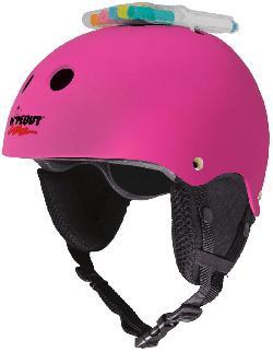 Triple 8 Wipeout Snow Helmet