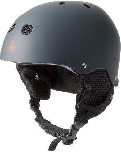 Triple 8 Halo Standard Snow Helmet