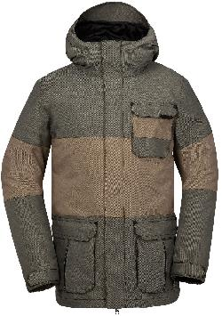 Volcom Captain Insulated Snowboard Jacket