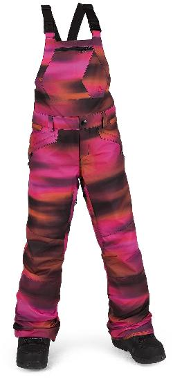 Volcom Allover Bib Overall Snowboard Pants