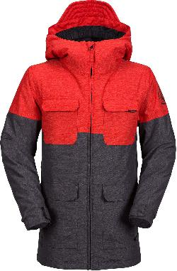 Volcom Blocked Insulated Snowboard Jacket