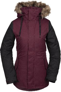 Volcom Fawn Insulated Snowboard Jacket
