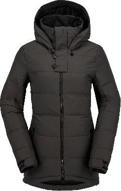 Volcom Simi Puff Down Snowboard Jacket