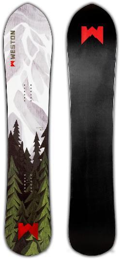 Weston Backwoods Wide Snowboard
