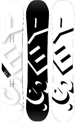 Yes. Basic Wide Snowboard